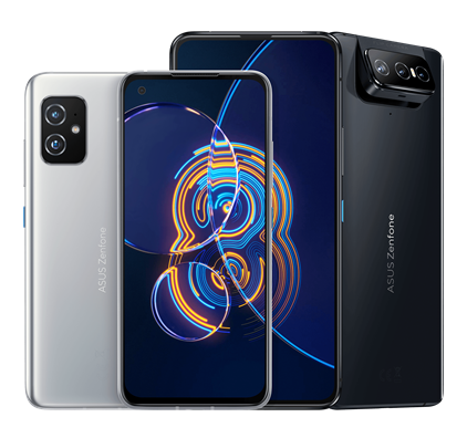 ASUS Malaysia Announces All-New Zenfone 8 Series