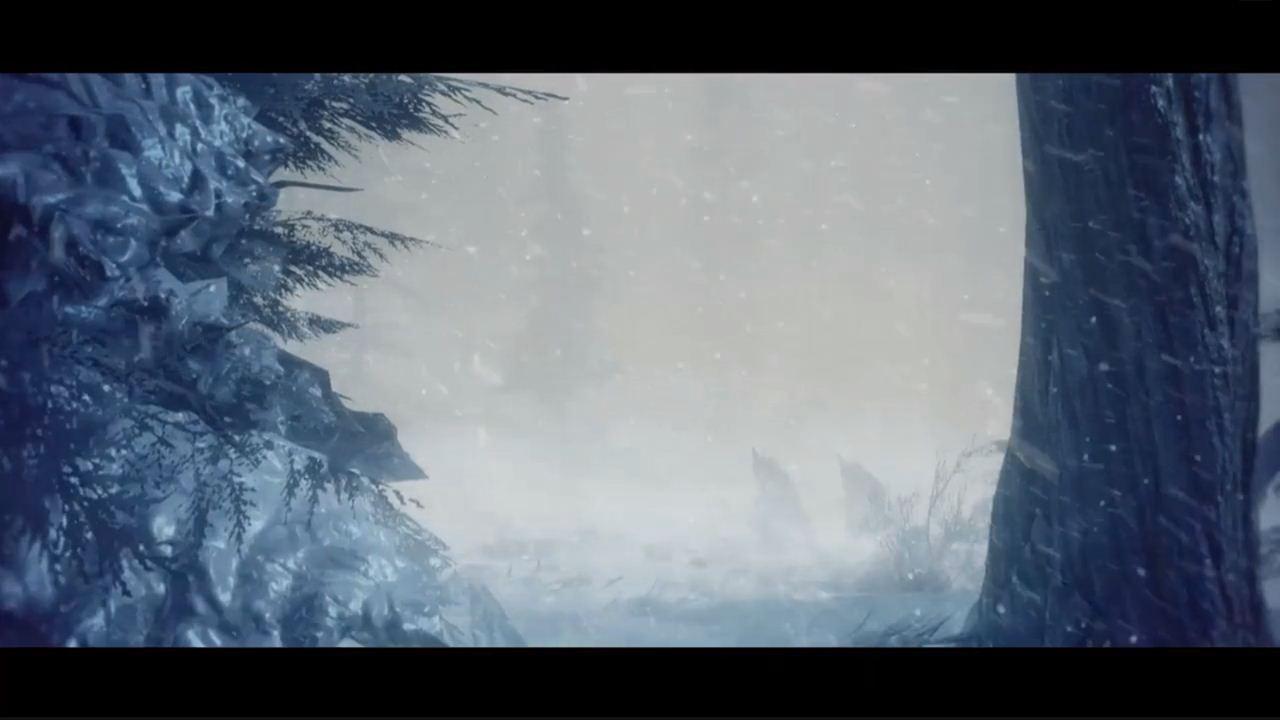 Dark Souls 3 Trailer DLC Ashes of Ariandel