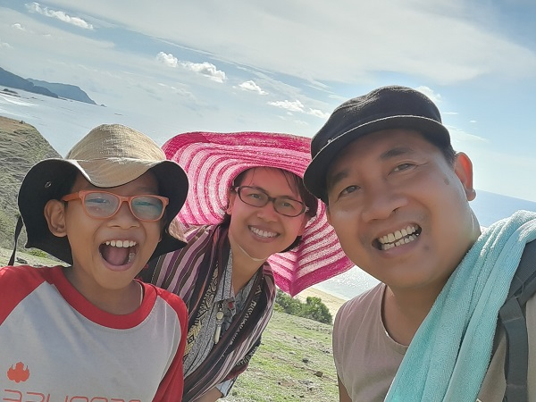 Tanjung Aan  Bukit Merese