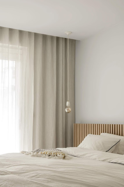 ilaria fatone - Elegance and Simplicity in a Minimal Home - bedroom