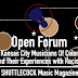 Open Forum: Kansas City Musicians Of Color and Their Experiences with Racism