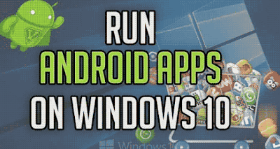 run android apps