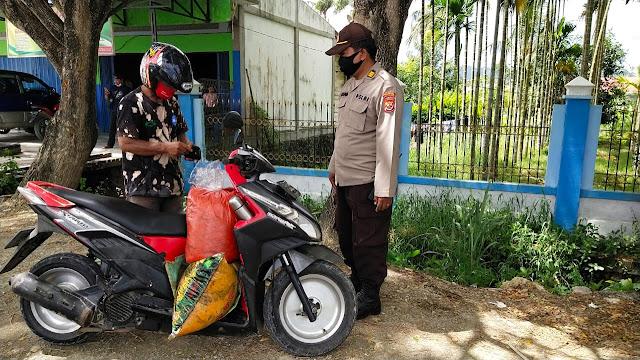 Yuli Titus Kendek Pimpin Razia di Muara Tami, 13 Unit Kendaraan Berhasil Terjaring