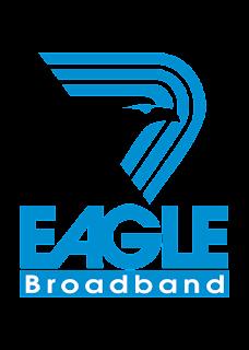 Eagle Broadband Logo Vector