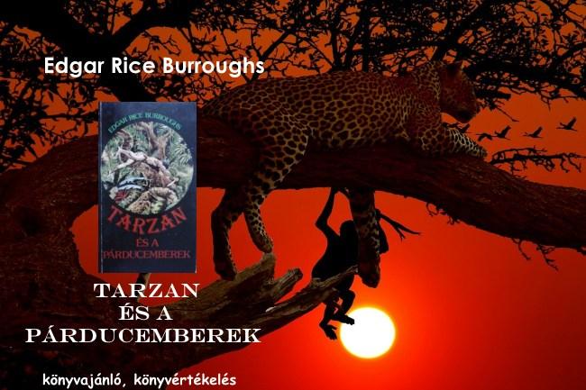 Tarzan és a párducemberek, könyvajánló, könyvértékelés
