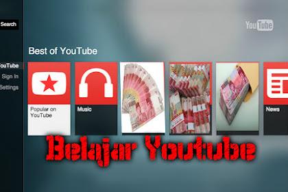 Trik Seo Berguru Youtube ( Pembuatan Judul)