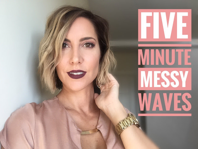 Fitness And Chicness-Ondas Messy Cinco Minutos-1