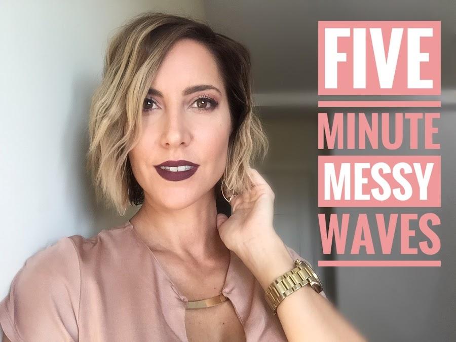 Fitness And Chicness-Ondas Messy Cinco Minutos-1