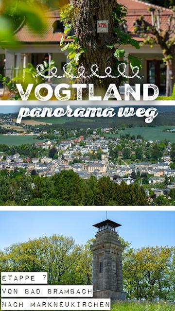 Vogtland Panorama Weg  Etappe 7 von Bad Brambach nach Markneukirchen  Wandern in Sachsen 21