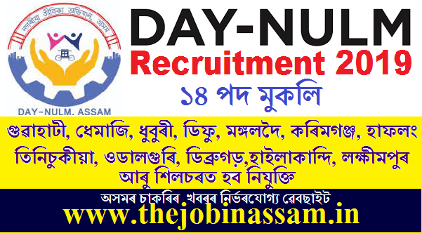 DAYNULM, Assam Recruitment 2019