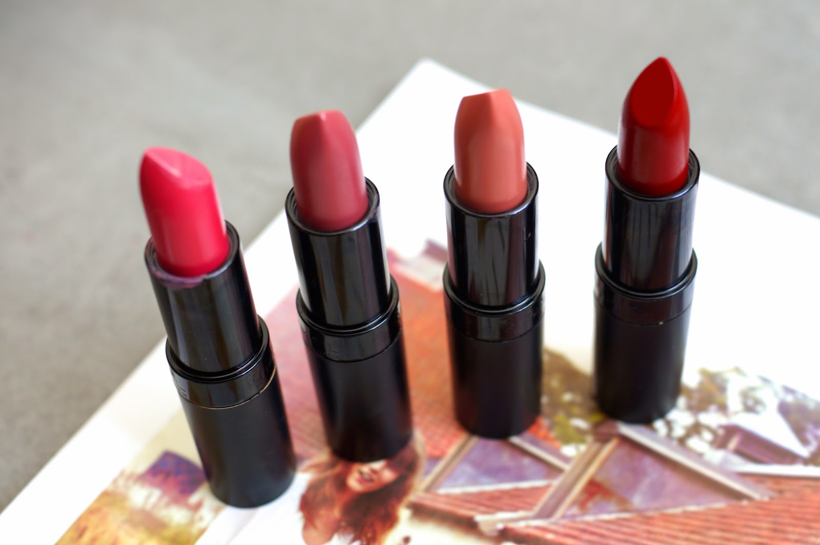 kate moss rimmel lipstick review