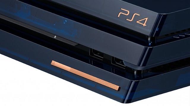 سوني تحتفل بأجهزة PlayStation و تكشف عن نسخة فخمة من جهاز PS4 Pro بمواصفات رهيبة ..