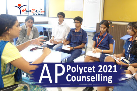 AP POLYCET 2021 Counselling