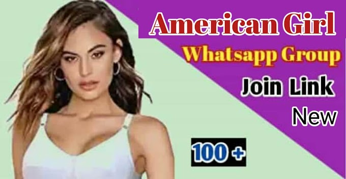 American Girl Whatsapp Group Link | Latest Girl WhatsApp Group Link