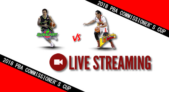 Livestream List: GlobalPort vs SMB June 13, 2018 PBA Commissioner's Cup
