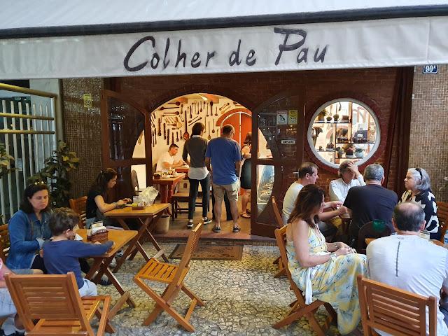 Blog Apaixonados por Viagens - Leblon - Colher de Pau