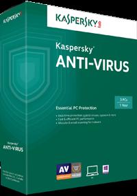 Kaspersky AntiVirus Box