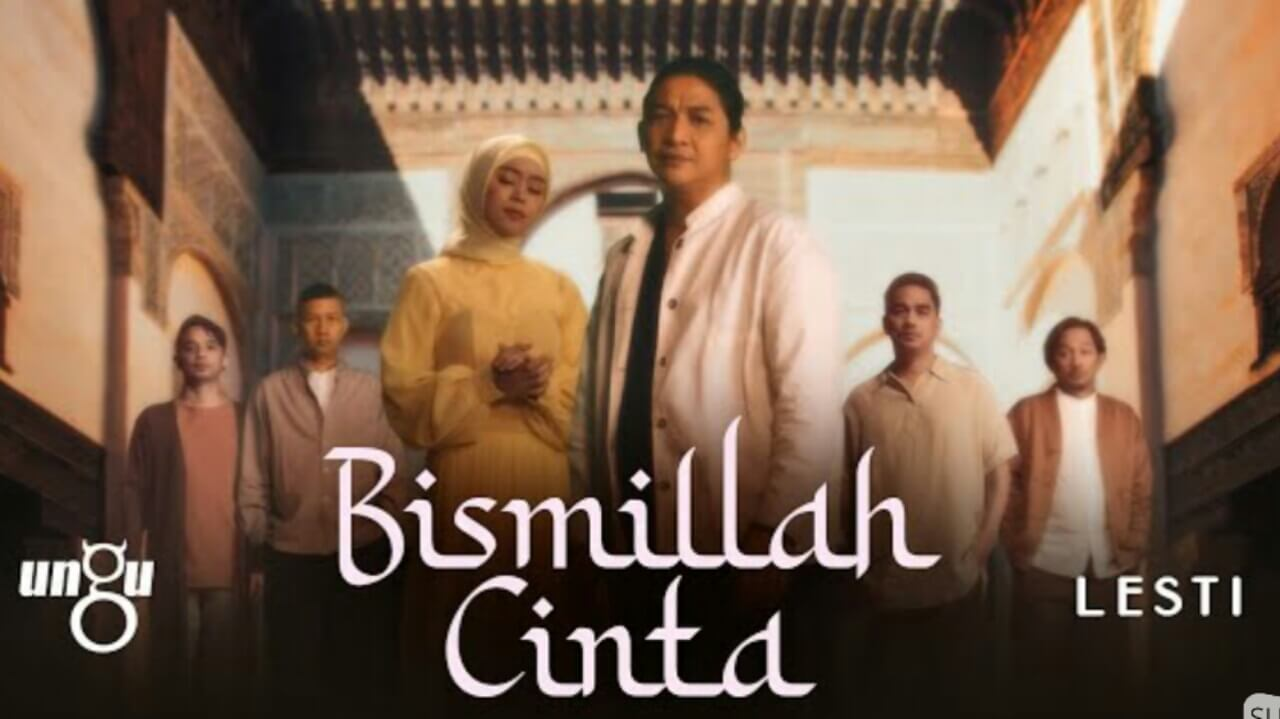 Lirik Lagu dan Chord Bismillah Cinta - Ungu & Lesty Kejora