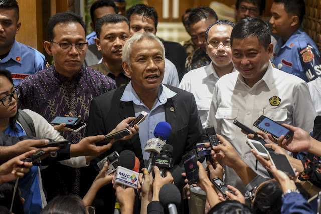 Agus Hermanto Bantah Wacana Kocok Ulang Pimpinan DPR