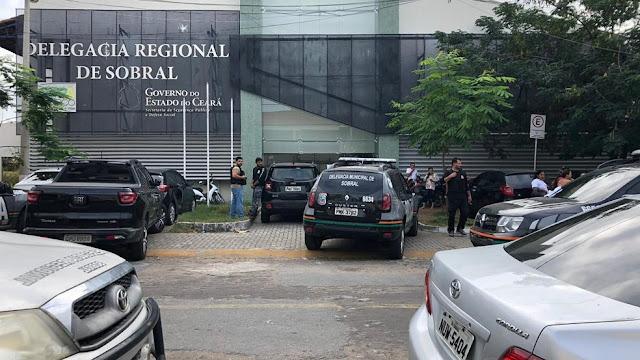 Ipueiras: delegado que agrediu feirantes será transferido