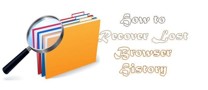 search-lost-browser-history