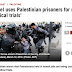 """Google bloqueó cuentas de HispanTV por acusar a Israel de """"experimentar con prisioneros palestinos"""""""