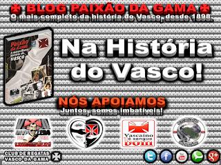 b05a7a22f2 A história do Vasco é a mais bela do esporte mundial