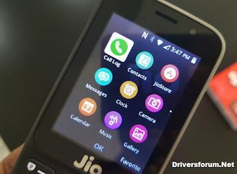 Jio F90M USB Driver
