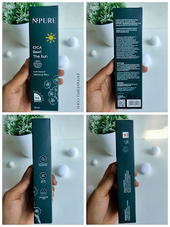 NPURE Cica Beat The Sun Review