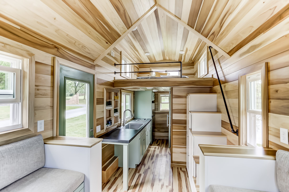 TINY HOUSE TOWN The Point From Modern Tiny Living