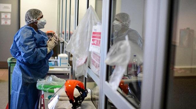 Coronavirus en la Argentina: Hoy se registraron 22.651 nuevos casos y 417 muertos
