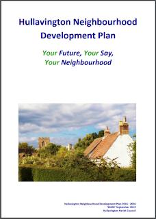 Cover image of Hullavington Neighbourhood Plan