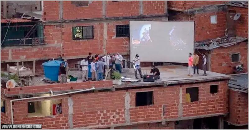 """Petare implementa """"Cines de Platabanda"""" tras la salida de DirecTV"""