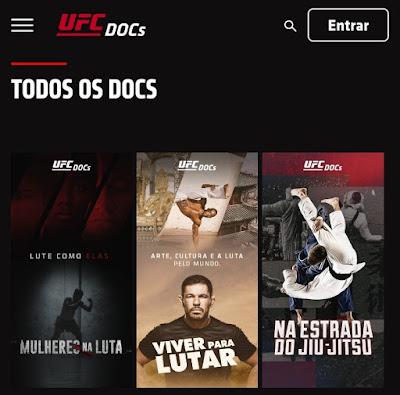 UFC Docs site