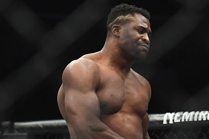 Francis Ngannou Will Defend Title At UFC 270