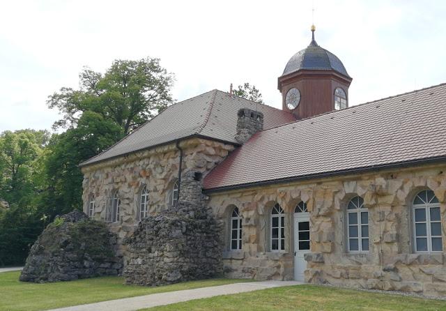 Eremitage Bayreuth - Altes Schloss