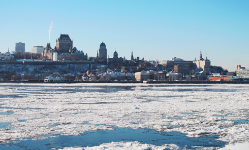 St Lawrence River Quebec City