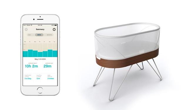 SNOO Smart Sleeper Features