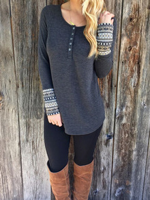 www.shein.com/Grey-Long-Sleeve-Buttons-T-Shirt-p-252035-cat-1738.html?aff_id=2525