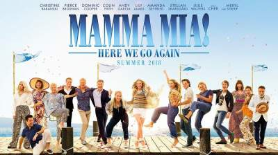 Mamma Mia Here We Go Again (2018) Hindi Dubbed Movies Dual Audio Download 480p