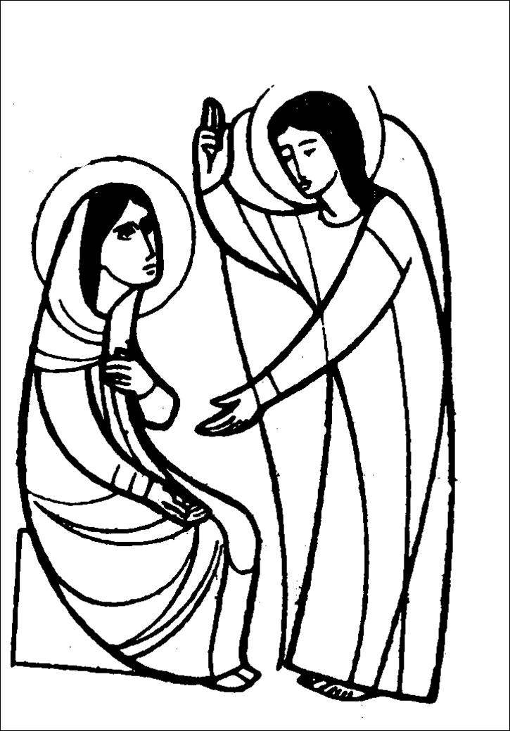 O Anjo do Senhor anunciou a Maria