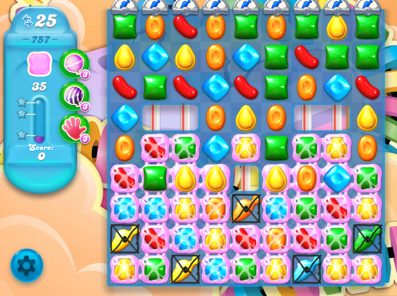 Candy Crush Soda 757