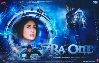Ra One 2011 Full Movies Hindi Telugu Tamil Download 480p