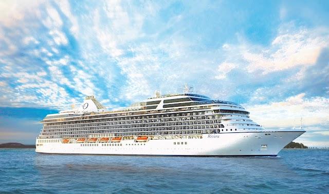 【海上假期】大洋蔚藍海岸號  今夏推出全新結合美饌和特色歐洲航程