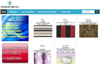 Membuat Web Toko Online Dengan Blogspot, Jasa Pembuatan Web Toko Online