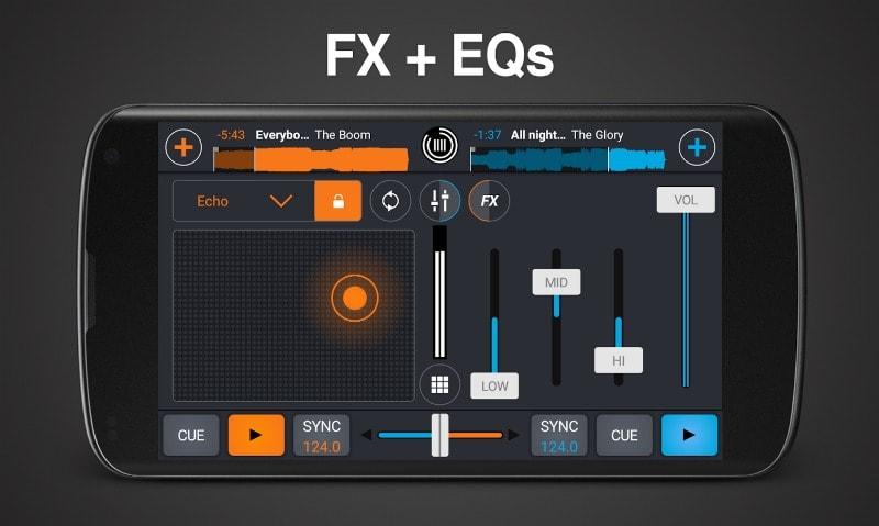 Cross DJ Pro v3 4 0 Cracked APK [MOD] | Novahax