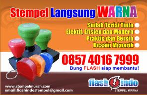 pengiriman stempel warna, pengiriman stempel murah, pengiriman stempel online, pengiriman sempel flash