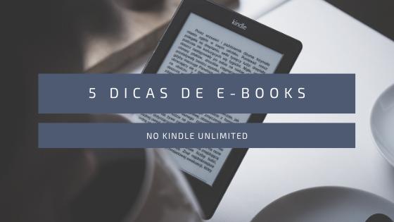 dicas de e-books