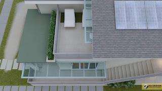 Rumah Minimalis Sederhana 2 Lantai