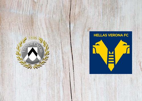 Udinese vs Hellas Verona -Highlights 07 February 2021